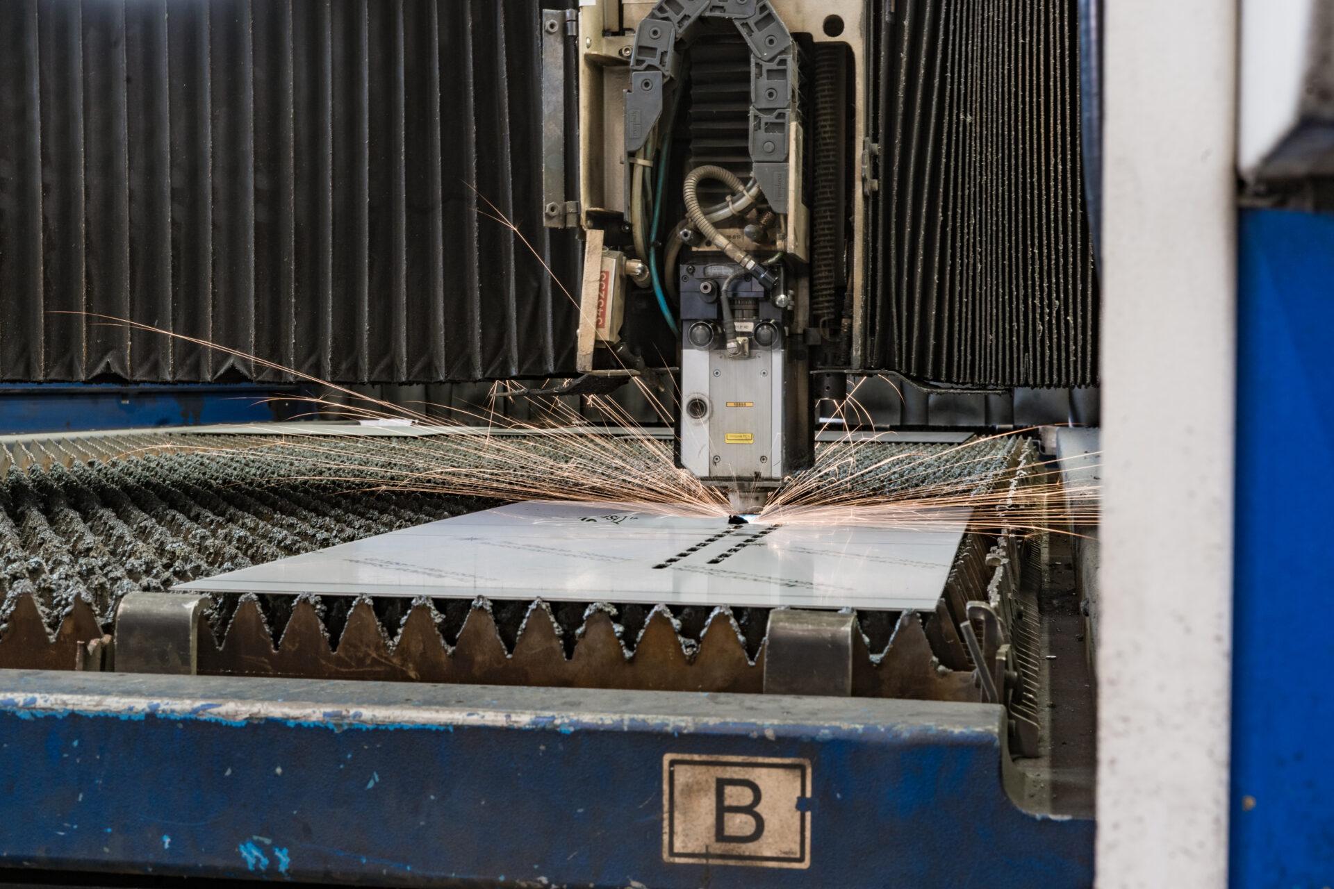 Taglio laser: i nostri sistemi di lavoro