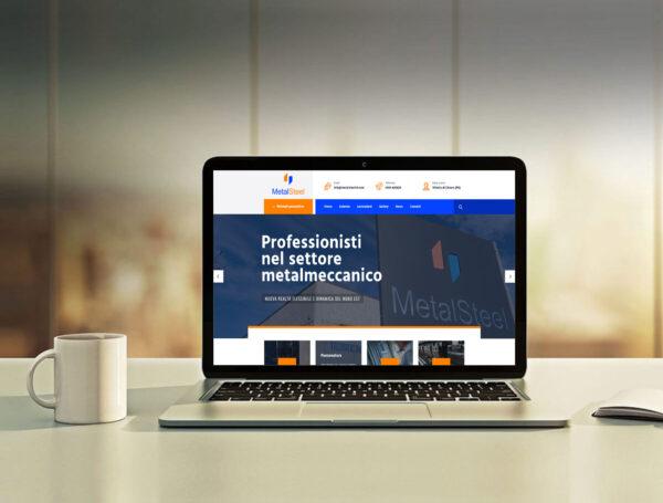 MetalSteel è online con il nuovo sito web